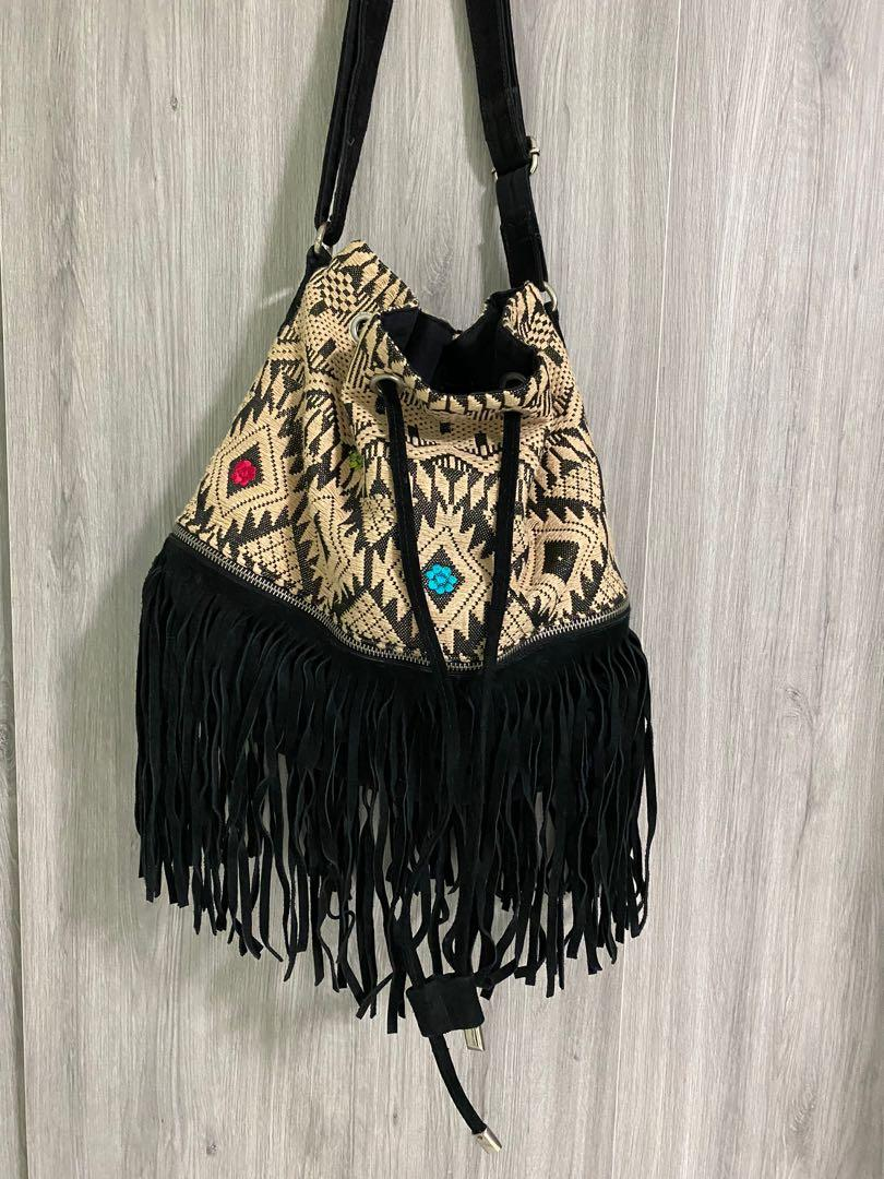 Urban Outfitters Boho Bucket Bag Free Items On Carousell