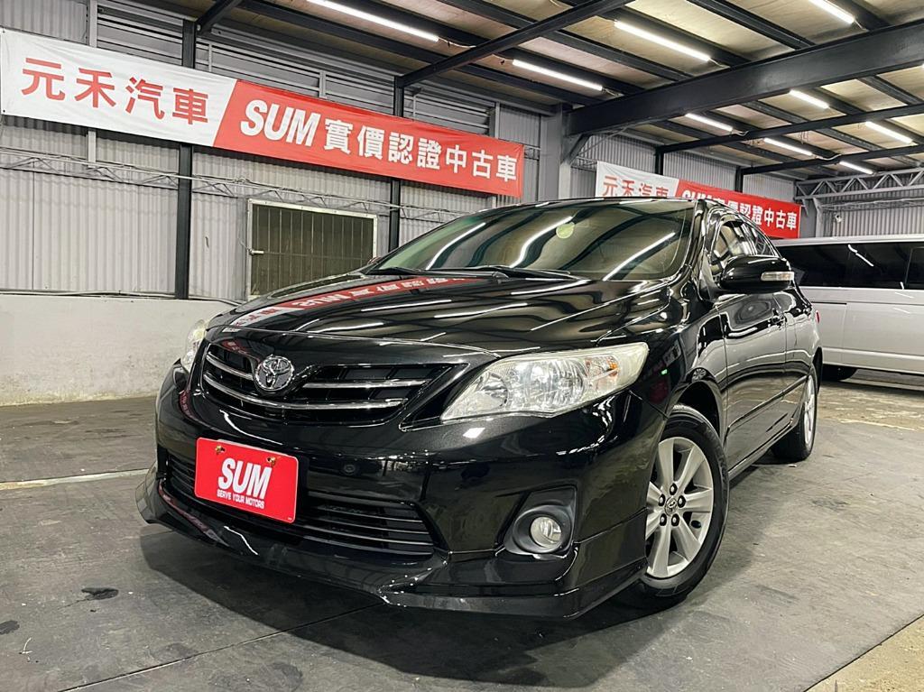 2011 Toyota Altis 1.8E 小改款