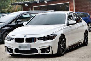 2013 BMW 328I 2.0 白 配合全額貸、找 錢超額貸 FB搜尋 : 『阿文の圓夢車坊』