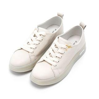 2.Maa 真皮小白鞋