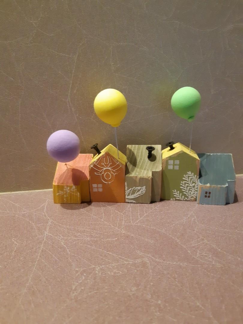 氣球屋五棟