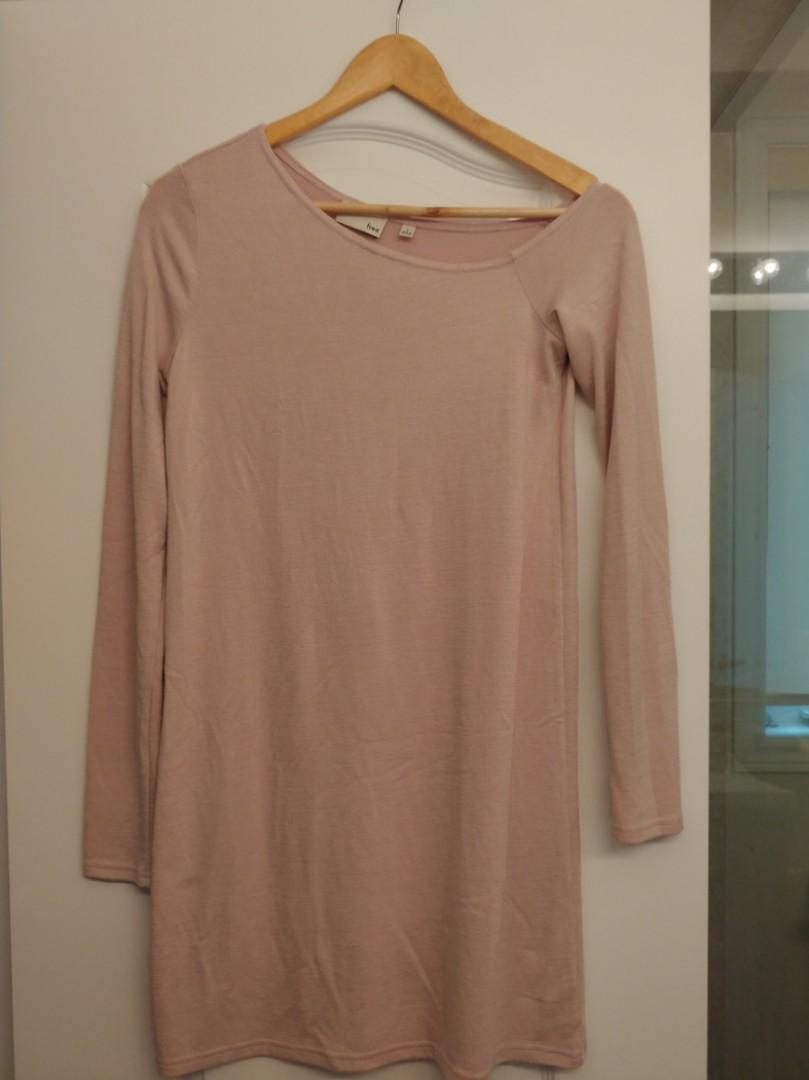 Aritzia Wilfred Free Brinkley Dress Size S