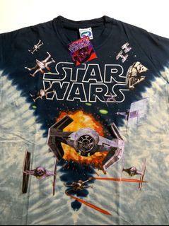 Deadstock Vintage Liqiud Blue Star Wars