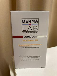 DermaLab Lumiclar Vitmain C serum
