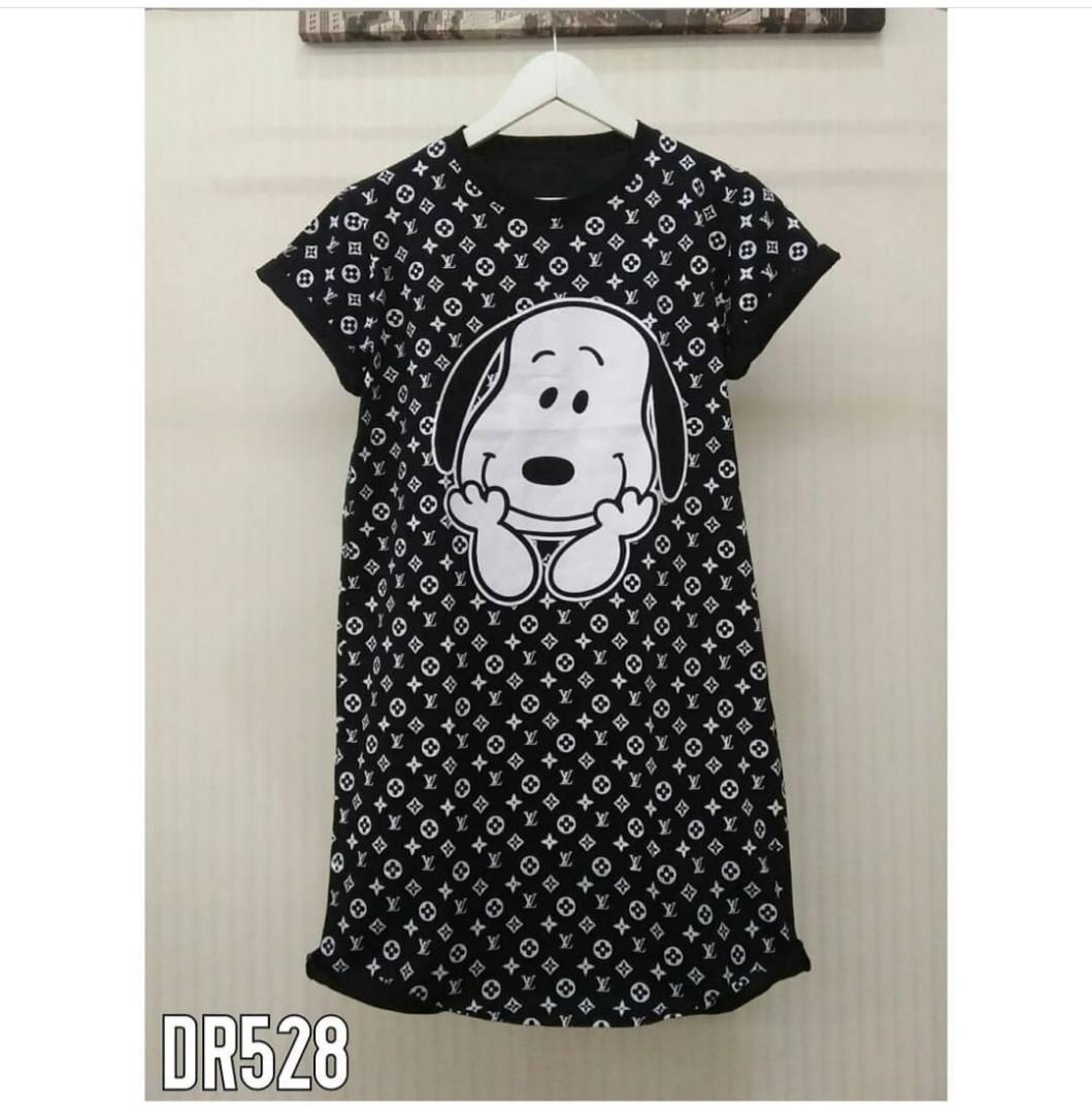 Dress anjing LV