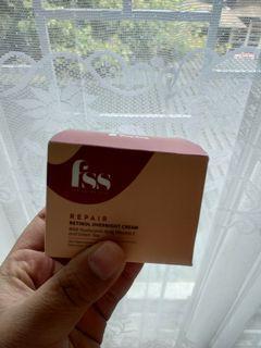 For Skin's Sake FSS Retinol Overnight Cream
