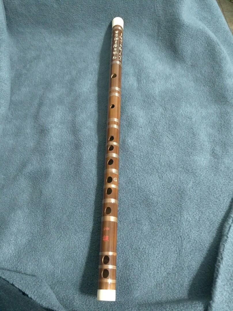 竹笛-G調