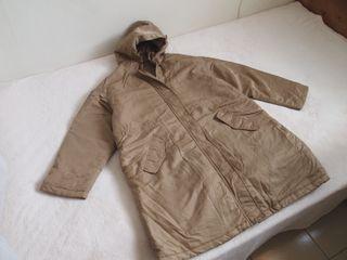 GU  uniqlo 防風防寒大衣 外套 軍裝大衣