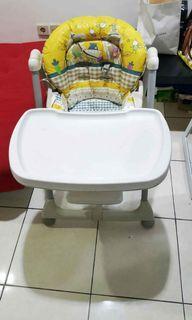 High Chair peg perego prima pappa madam italy