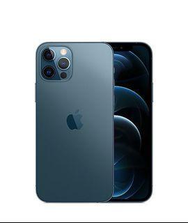 iPhone 12 pro 128g太平洋藍