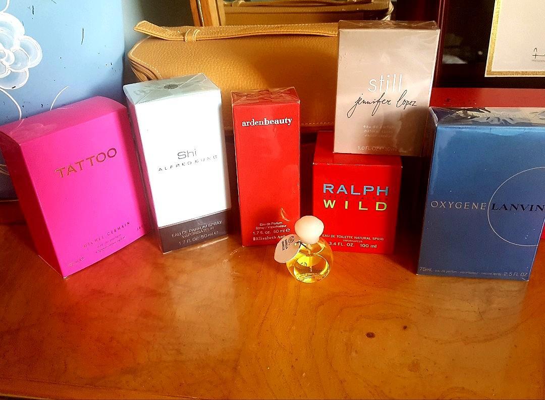 NEW Perfumes parfum