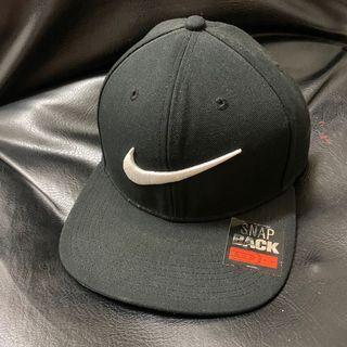 NIKE logo帽 SNAPBACK 綠底