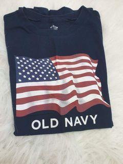 Original Pre-Loved Old Navy Shirts Size 10-12 yo