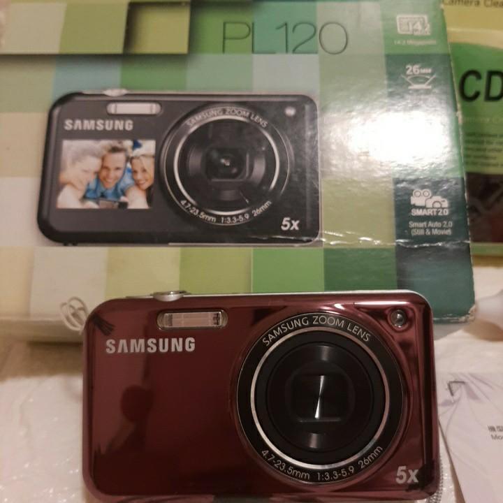 SAMSUNG P120 二手相機 保存良好