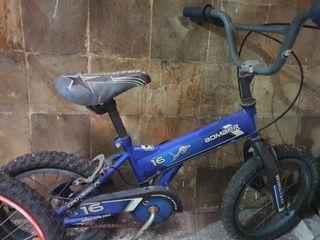 Sepeda wim cycle ukuran 16 dan 20