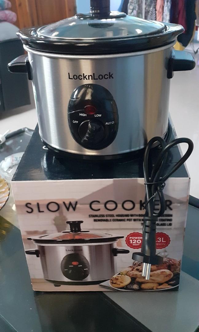 Slow cooker lock & lock Rice Cooker