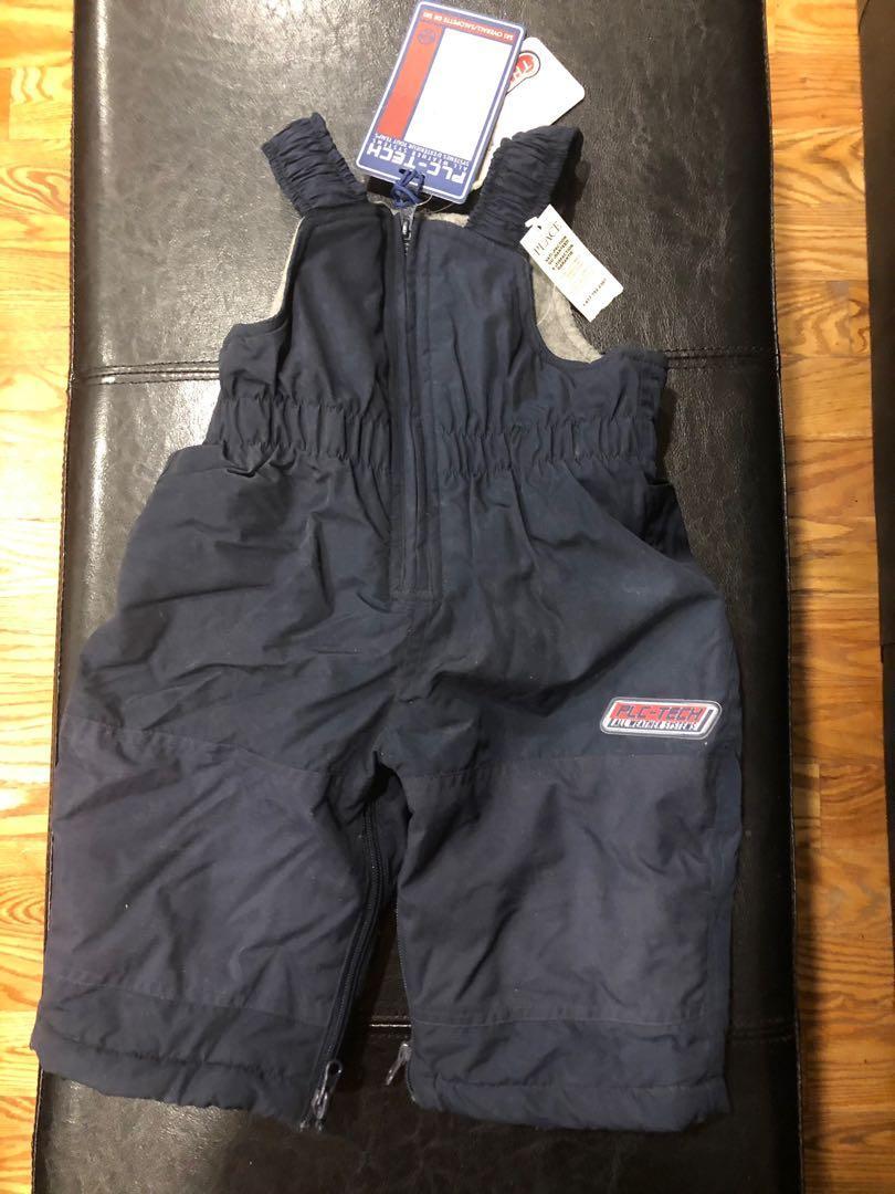 Snow pants size 6-9 months