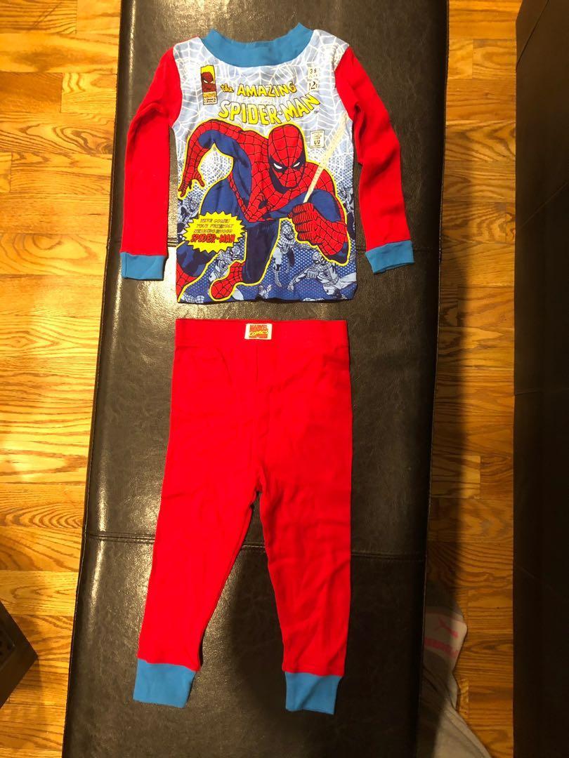 Spider Man 2 piece PJ