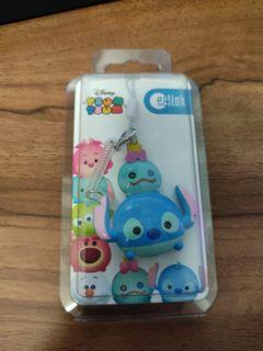 (With Delivery)Tsum Tsum Ezlink Stitch Charm
