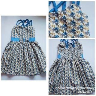 199 only! Brand New Dress that fits 3T and below!