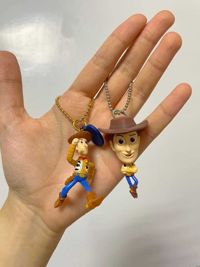寄家裡免運 兩隻$150 玩具總動員 胡迪 扭蛋 轉蛋 吊飾