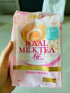 日東紅茶 櫻花奶茶