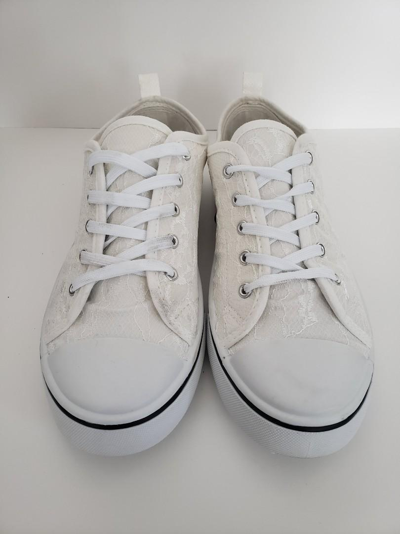 ARDENE White Shoes
