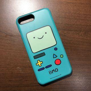 嗶莫BMO探險活寶雙層防摔手機殼(iPhone 8 plus)