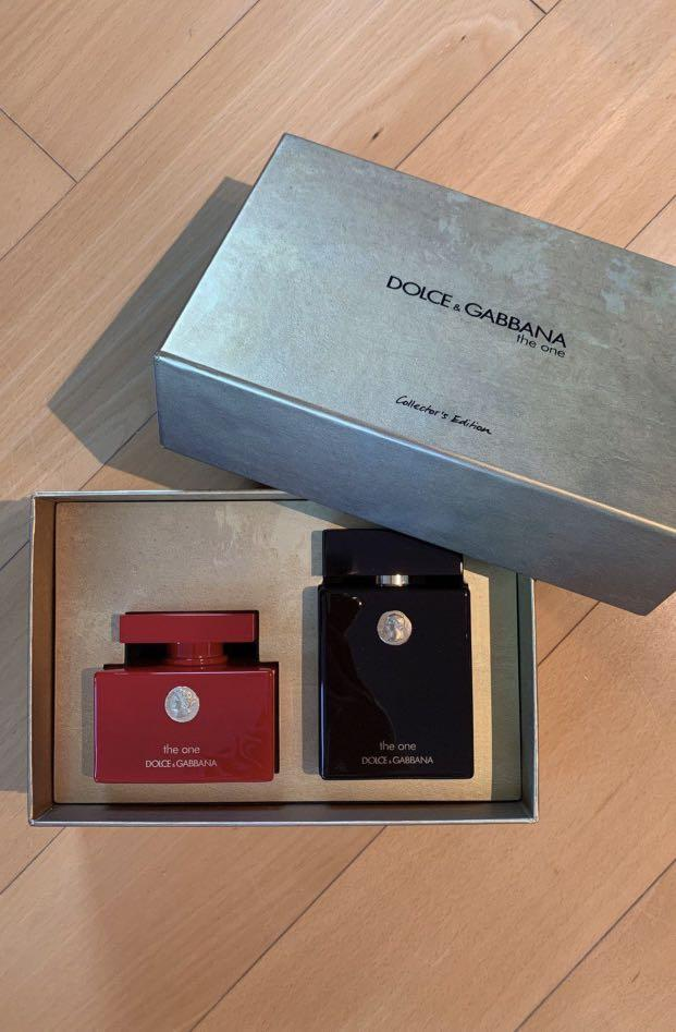 BNIB Dolce & Gabbana The One Collector's Edition