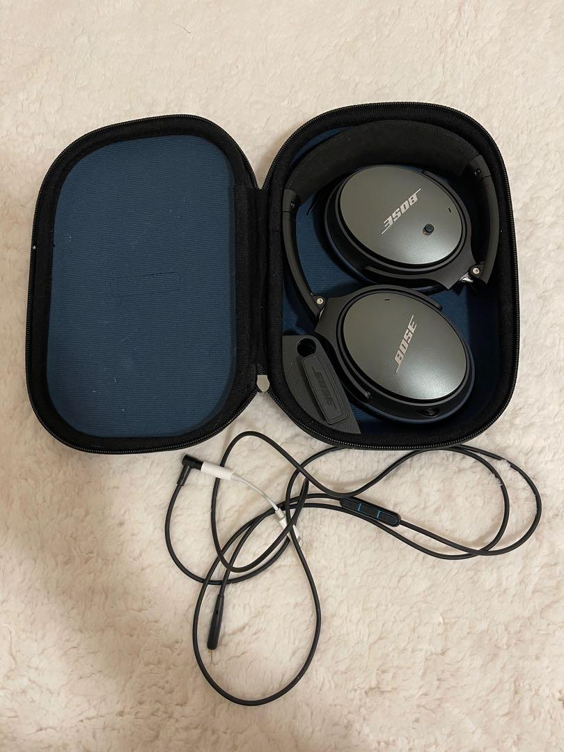 Bose QC 25 headphones