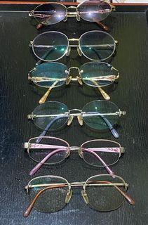 Branded Eyeglasses -unisex