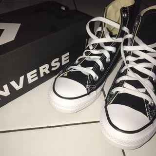 Converse Chuck Taylor All Star - Youth - Hi - Black