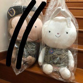 KBS Drama Descendants Of The Sun rabbit doll