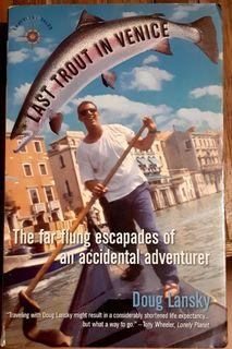 Books about Italy: Last Trout in Venice by Doug Lansky