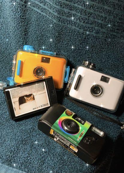Lomo35mm防水camera