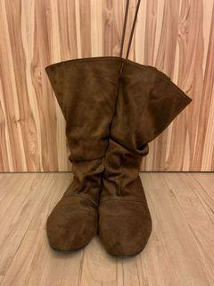 boots 25cm 《風之谷》公主style靴子 #換季