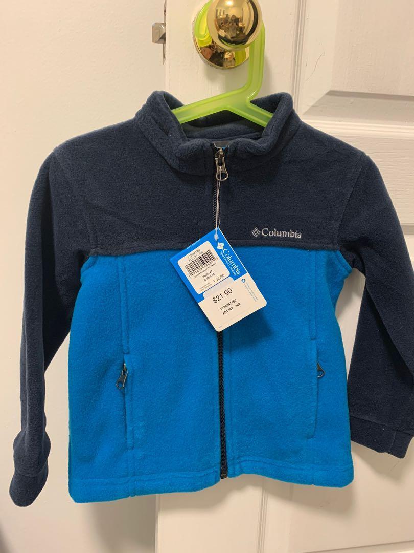 New Columbia fleece jacket