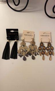 New earrings!