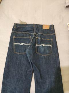 Nudie jeans selvage LAB LIMITED