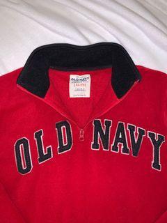Vintage old navy fleece sweater
