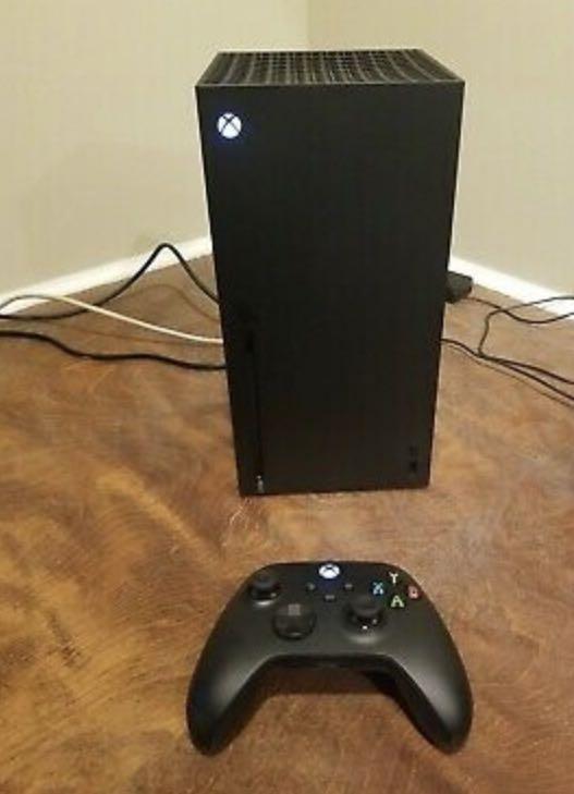 Xbox x Disk version