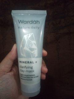 #1212special WARDAH MINERAL CLARIFYING CLAY MASK