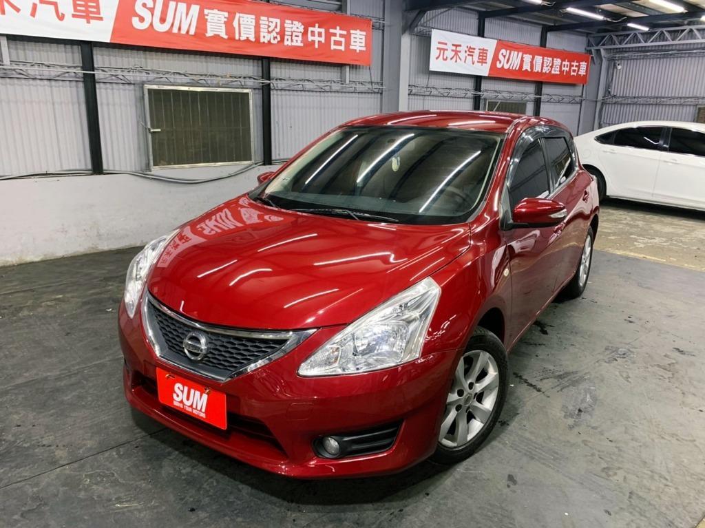 2014 Nissan BIG TIIDA 5D 1.6