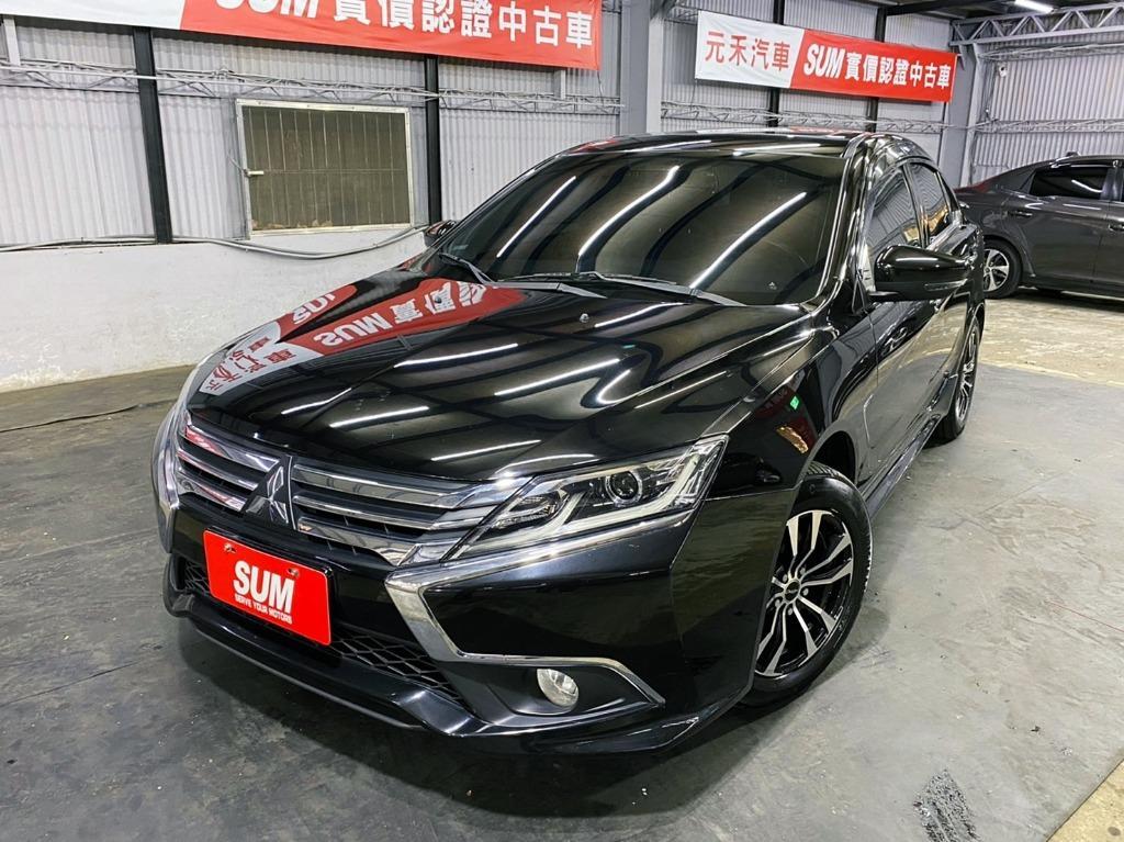 2017 Mitsubishi GrandLancer 1.8