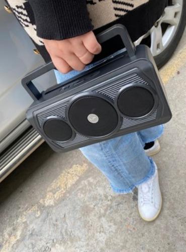 無線藍牙音箱重低音炮家用