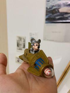 迪士尼 米奇 飛行員小車 #防疫