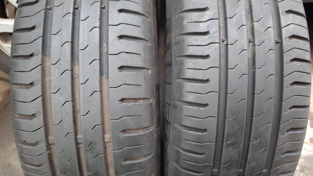 彰化員林 超優質中古輪胎 落地胎 二手輪胎 185 65 14 馬牌 實體店面免費安裝