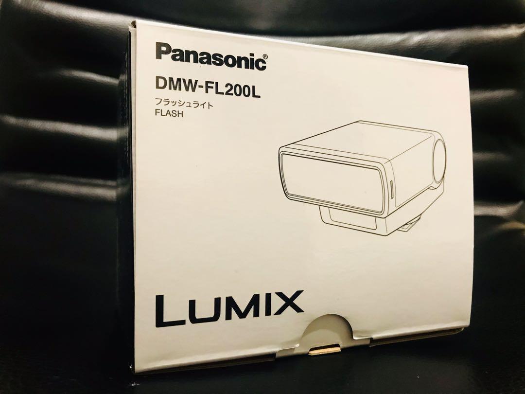 閃光燈 Panasonic DMW-FL200l