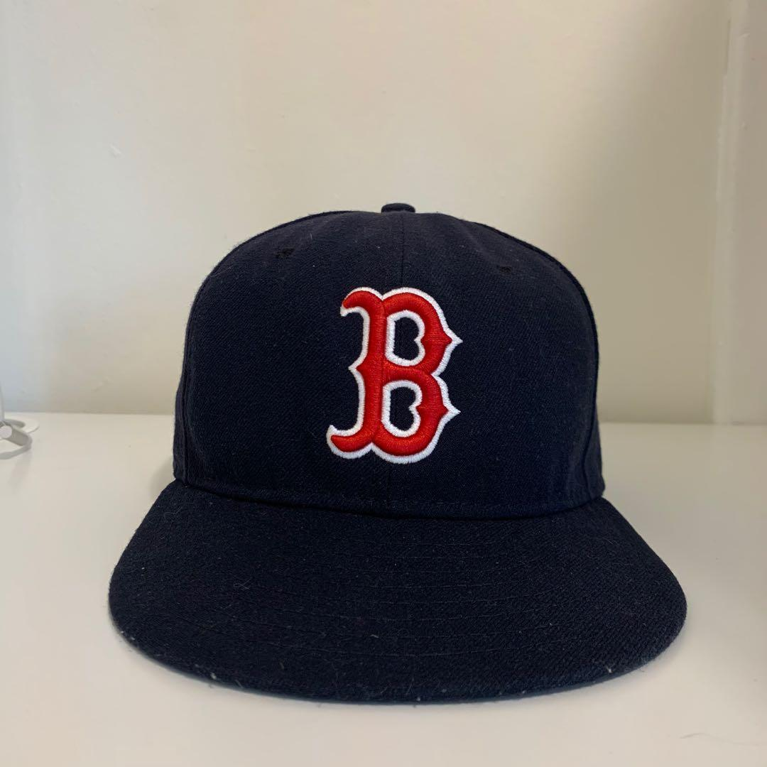 Boston Red Sox New Era Fitted Cap