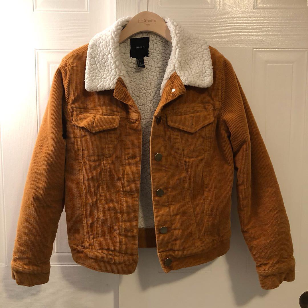 Forever 21 Trucker jacket